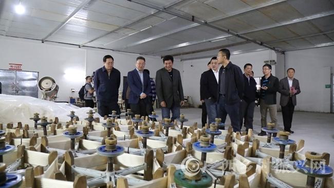 凌云县:中广核集团赴该县开展扶贫调研
