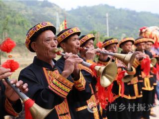 蒙山县:长坪瑶族乡多彩活动庆三月三