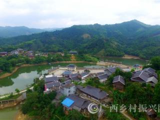 融安县:大山深处苗族村寨的美丽蜕变