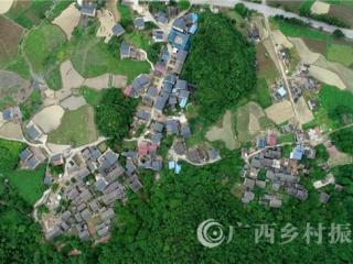融安县:美丽乡村建设取得好成绩