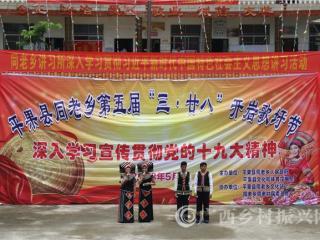 平果县:同老乡欢度第五届开岩歌圩节