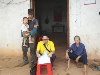 宁明县:脱贫攻坚驻村干部深入开展大走访活动