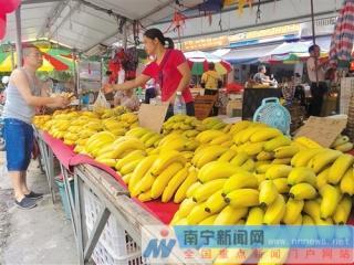 广西借电商发力 优质水果销往全国打响品牌