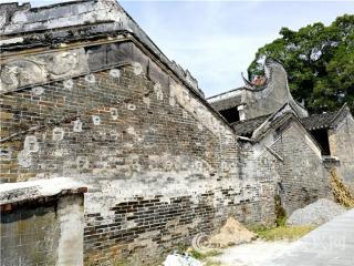 平桂区:沙田镇龙井村正式被公布为第七批中国历史文化名村