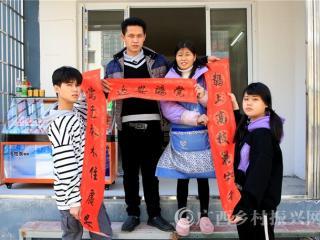融安县:易地扶贫搬迁暖人心