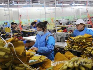 大化县:农民工创业园带动1900余人就业