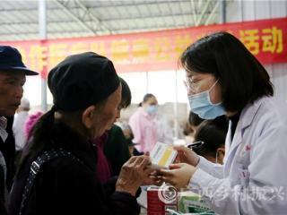 融安县:粤桂合作义诊 力助健康扶贫