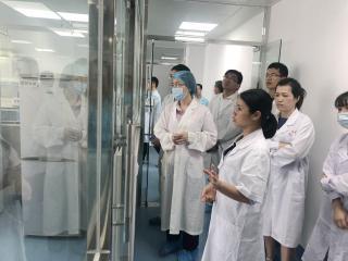 自治区动物疫病预防控制中心举办重点种猪场非洲猪瘟实验室检测培训班