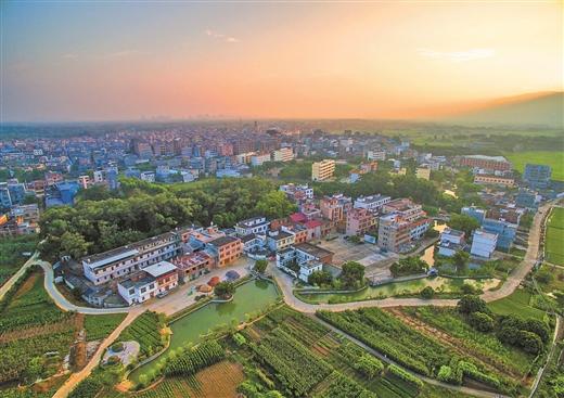 港北区实施乡村风貌提升三年行动见闻:景色美 产业兴 百姓乐