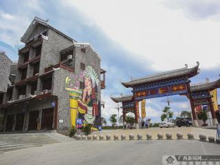 """大化县:打造全域旅游示范区 助力脱贫""""加速跑"""""""
