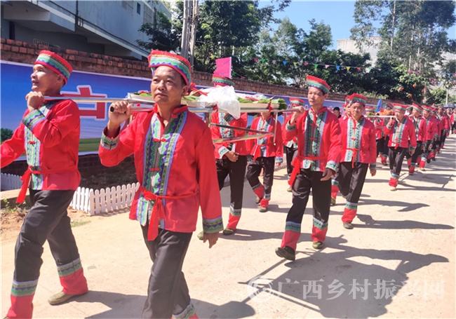 宁明县:传承民俗文化  助推乡村振兴