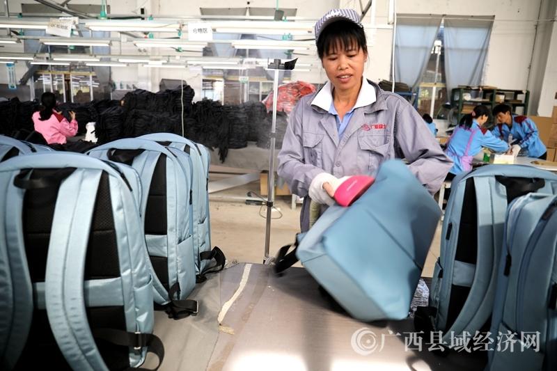 平桂区:149家扶贫车间带动1.4万名群众就业