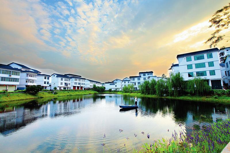 南宁:推进乡村风貌提升三年行动见成效