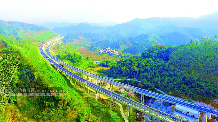 2020年广西这样建现代综合交通网