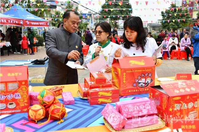 宁明县:十大沙糕品牌评选   制作历史长达千年