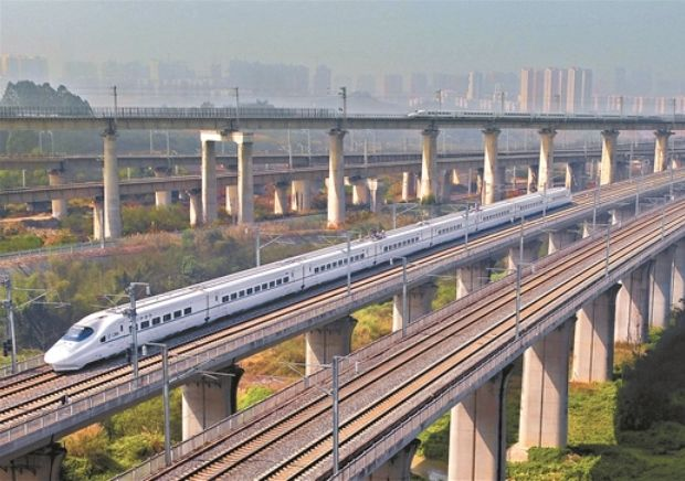 南玉深高铁广东段新消息来了 力争2020年动工建设