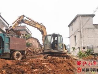 梧州长洲区倒水镇积极推动30个乡村振兴示范点建设